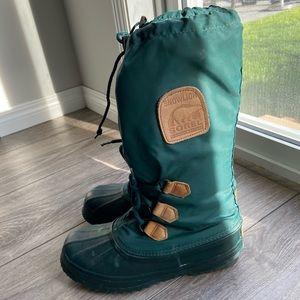 Vintage Sorel Snowlion Winter Boot Waterproof